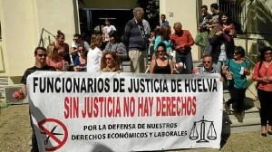 concentracion justicia en ayamonte