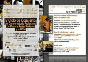 concierto 10 abril