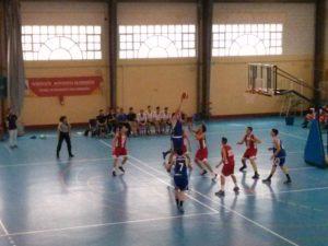 Conquero Huelva junior ante Granada.