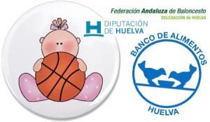 Concentración de prebenjamines y benjamines de baloncesto.