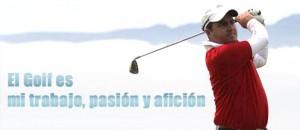 José Luis Márquez, profesional de golf.