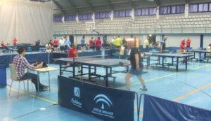 II Internacional de Tenis de Mesa.