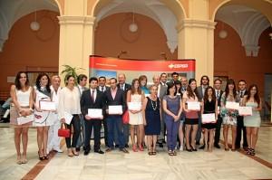 Catedra Cepsa Premios Alumno 10C