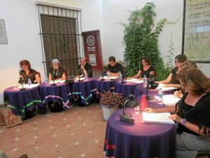 Grupo Lectura Aula de Teatro de la UHU