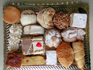 pasteles de Moguer