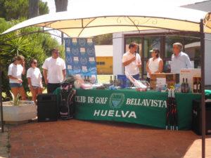 Entrega de premios del Trofeo de golf Farmacéuticos sin Fronteras.