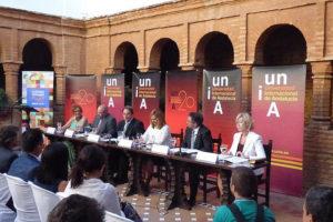 Cursos de verano UNIA 2015.