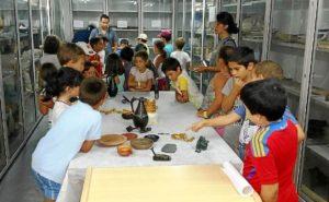 Descubriendo los misterios del Museo de Huelva