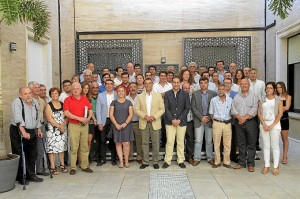 Foto grupo plan empleo 2014
