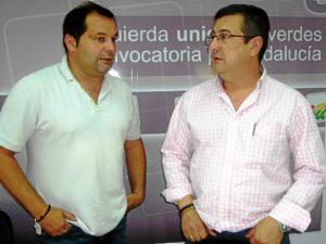 Rafael Sanchez Rufo y Sebastian Rivero