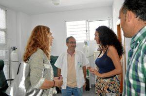 Salud Visita Delegada Centro Salud 004