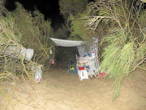 acampadas playa-5476