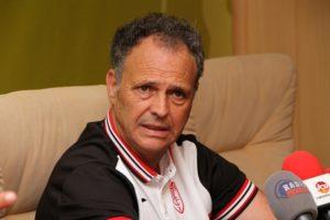 Joaquín Caparrós, técnico del Granada.
