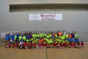 Escuela de verano Universidad de Huelva.