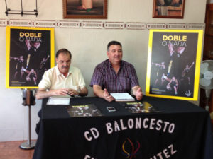 Presentación de la campaña de abonados del Por Huelva temporada 2014/15.