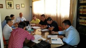 Agrocosta encuentro preparativo 2014