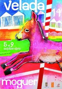 Cartel Feria Moguer presentado el viernes