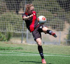 Joyce, nueva jugadora del Fundación Cajasol Sporting.