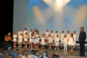 El Coro de Voces Blancas