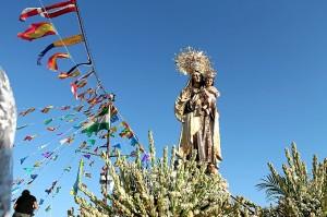 Festejos Feria Carmen Procesion (33)