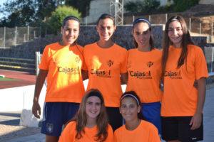 Canteranas del Fundación Cajasol Sporting.