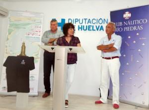Presentación de la Regata La Farola.