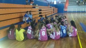 Cantera del Club Baloncesto Conquero.
