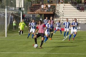 Athletic de Bilbao-Fundación Cajasol Sporting.