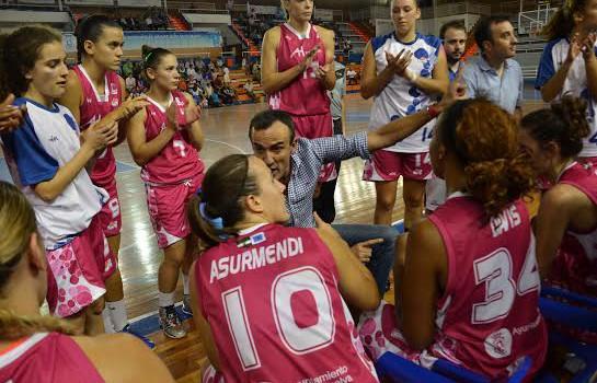 """Carrasco: """"Huelva, Conquero y el baloncesto andaluz están"""