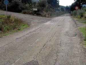 Carretera Encinasola01.