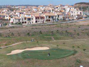 Club de golf Costa Esuri.