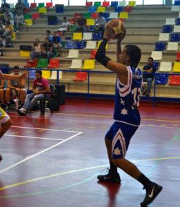 Herlander Gomes, nuevo jugador del Ciudad de Huelva.