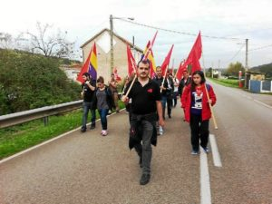 Huelva en las Marchas por la Dignidad