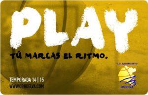 Campaña de abonados del Ciudad de Huelva.