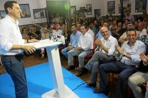 Juan Mnauel Moreno inaugura nueva sede del PP en Lepe-4690