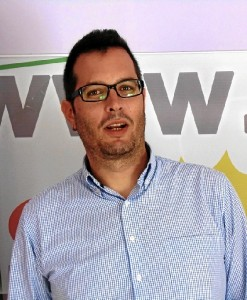 Juan Palma, representante de IU en MAS