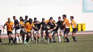 Recreativo Bifesa Tartessos de rugby.