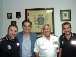Subdelegado de Defensa Huelva 2016