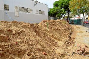 Urbanismo Valla colegio del Carmen
