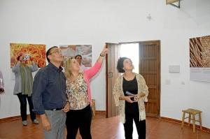 Visita presidente a El Almendro 02