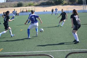 Partido entre el Fundación Cajasol Sporting y el Albacete.