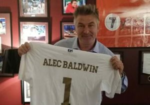 Alec Baldwin, un recreativista más.