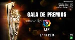 Gala de Premios de la LFP.