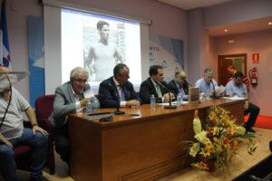 Presentación del libro 60 años de historia del CD San Juan.
