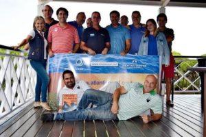Ganadores del Circuito Atlántico de golf 2014.