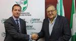 Convenio entre la Federación Andaluza de Fútbol y la AFE.