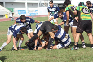 Recreativo Bifesa Tartessos de rugby.
