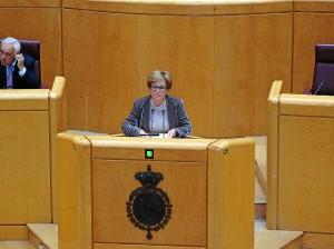 Senadora Petronila Guerrero