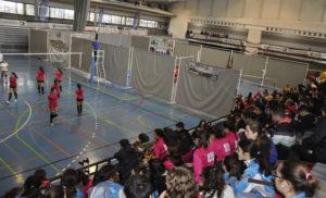 Memorial de voleibol en Ayamonte Antonio Carro. (Rúa)