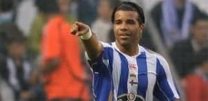 Rodolfo Bodipo, ex jugador del Recreativo de Huelva.